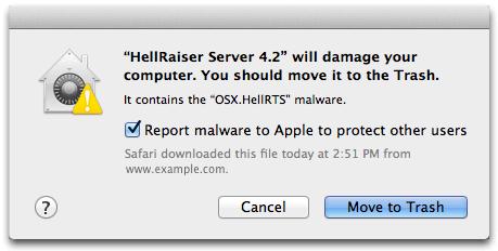 malware error