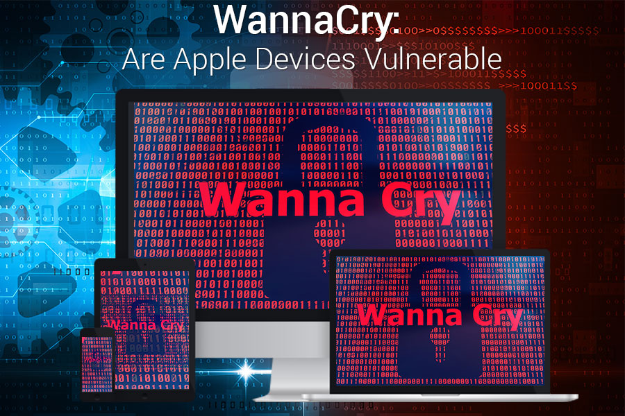 WannaCry Are Apple Devices Safe