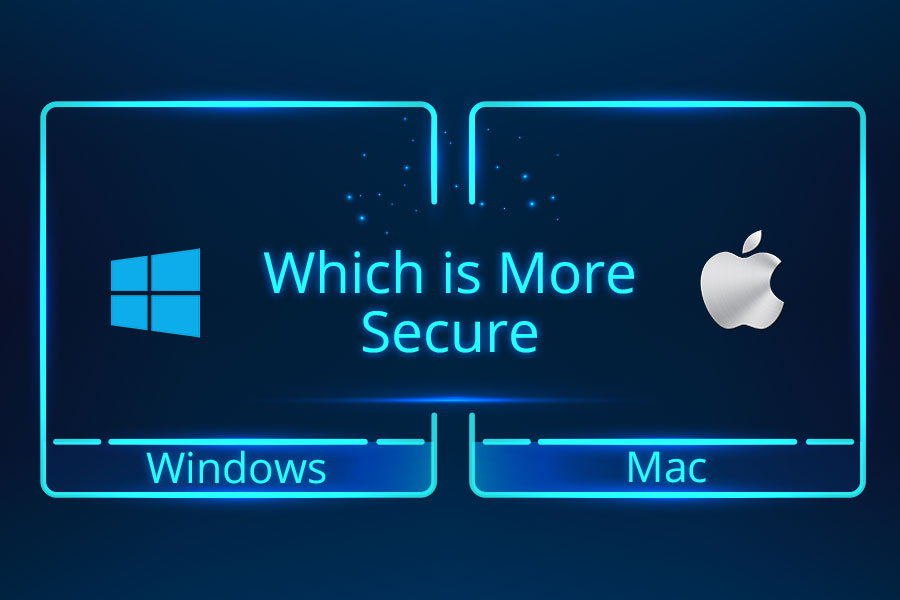 What's More Secure Windows or Mac