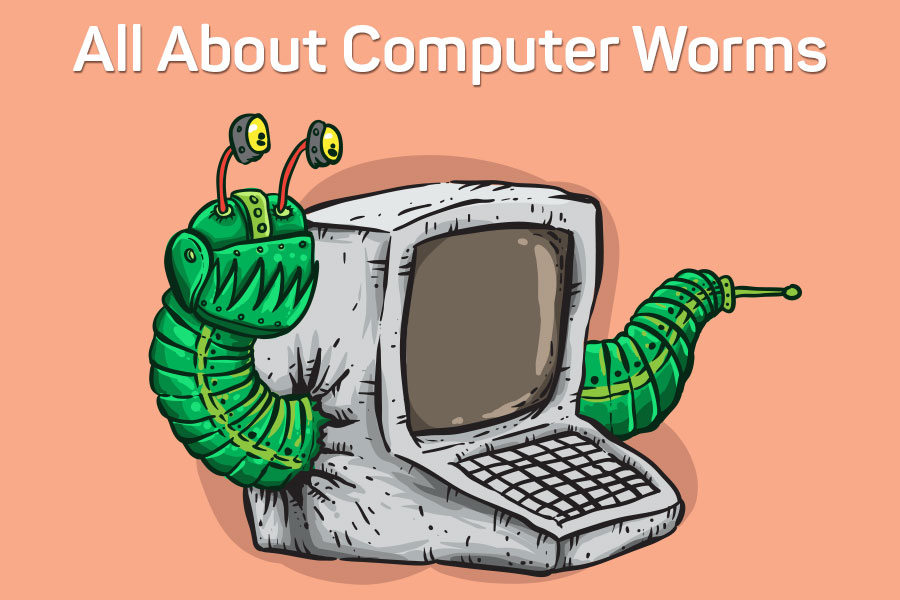 Computer Worm: The Most Common Malware