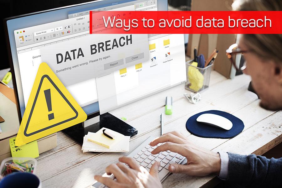 how to avoid data breachs