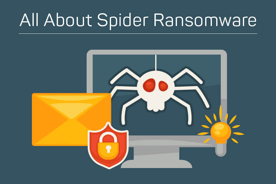 all about spider ransomware