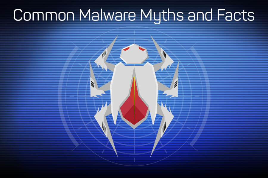 common malware myths