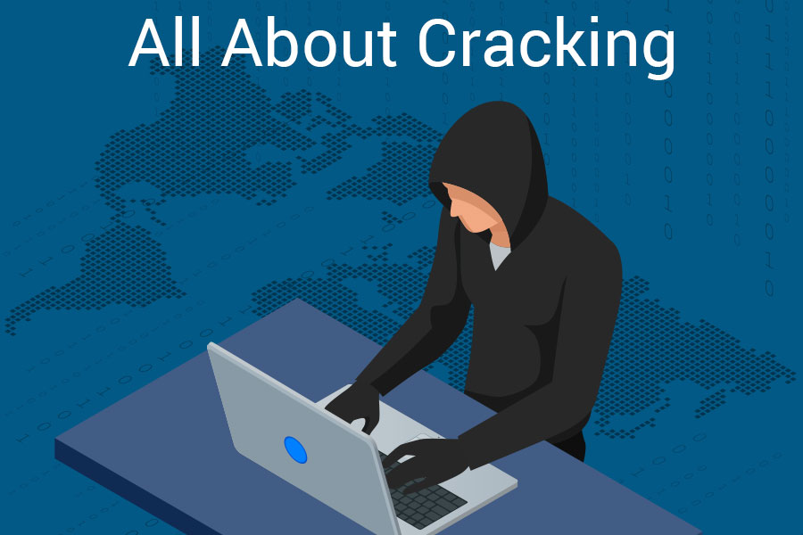 what is cracking and how to identify it