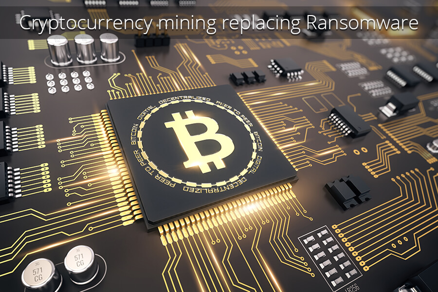 Crypto-Mining Latest Muse Of Cyber Attackers