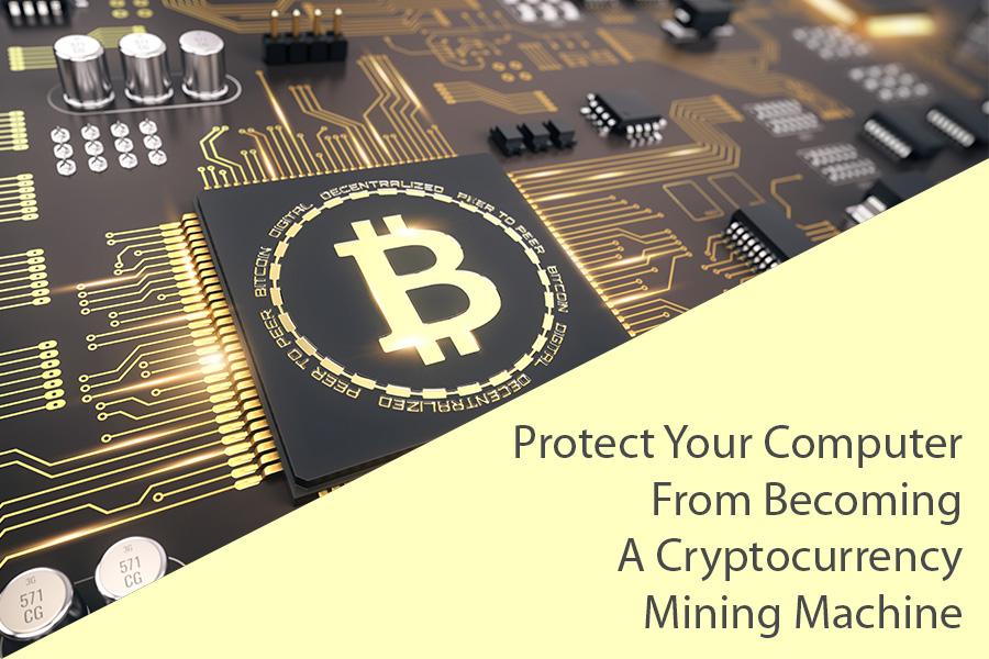 Cryptocurrency Mining Machine