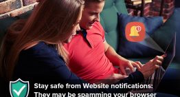 Website Notifications May be Spamming Your Browser