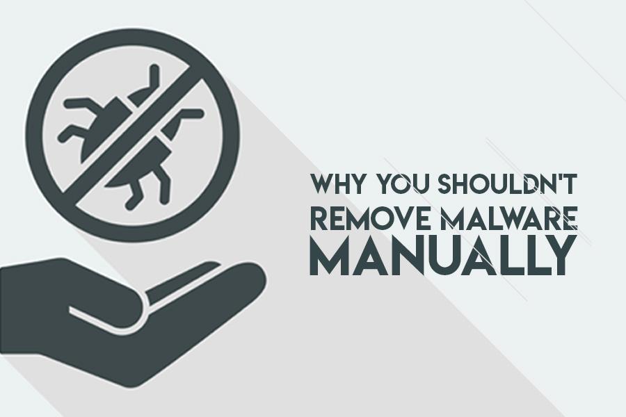Remove Malware Manually