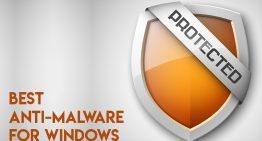 Anti Malware Software