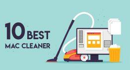 10 Best Mac Cleaners