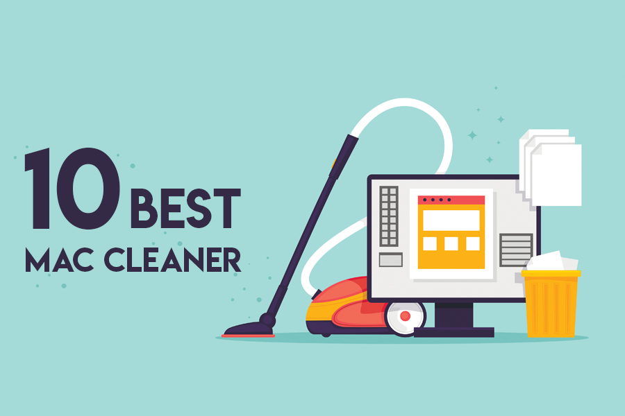10 Best Mac Cleaners