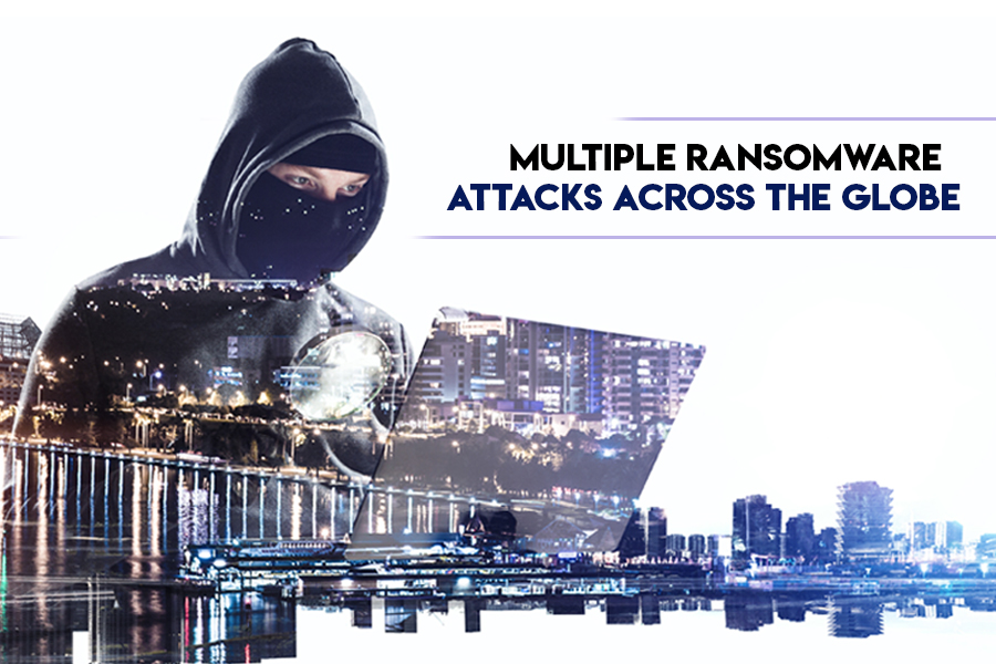 Multiple Ransomware Attacks
