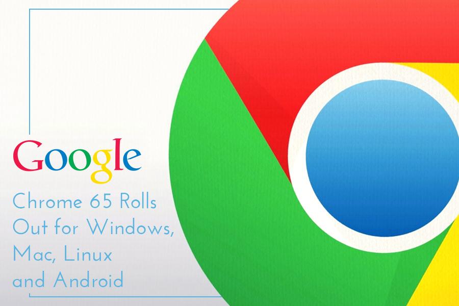 Chrome 65