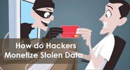 Hackers Monetize Stolen Data