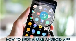 How to spot a fake android app