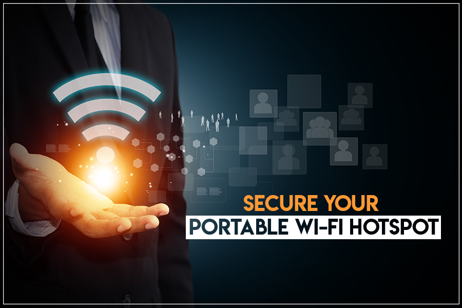 protect your portable Wi-Fi hotspot