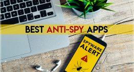 Best Anti Spy Apps