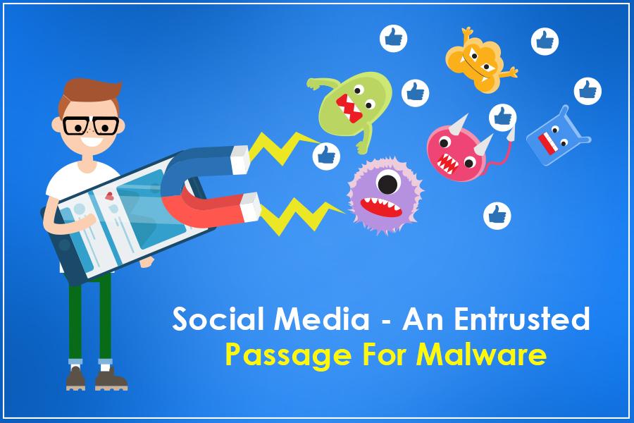 social media malware
