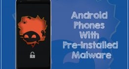 Android Phones With Pre- Installed Malware