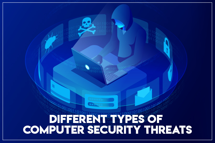Different Types of Computer Security Threats