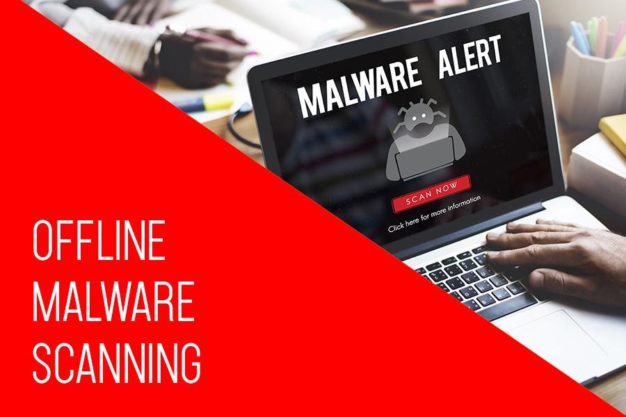 Offline Malware Scanner