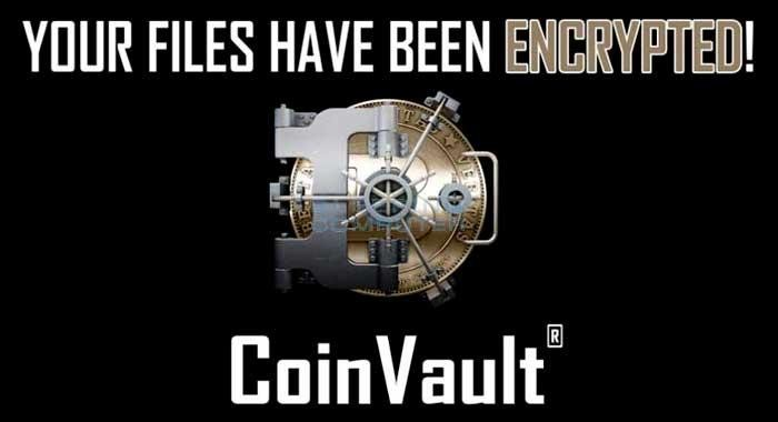 CoinVault Ransomware