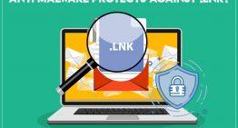 LNK cyberattacks