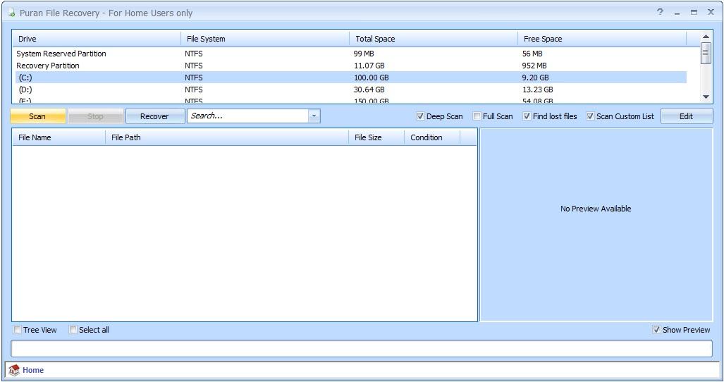 Puran Duplicate File Finder