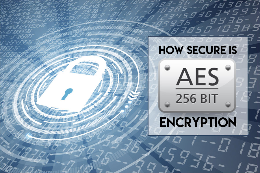 Is it safe to use AES 256 Bit Encryption