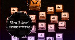 Viro Botnet Ransomware