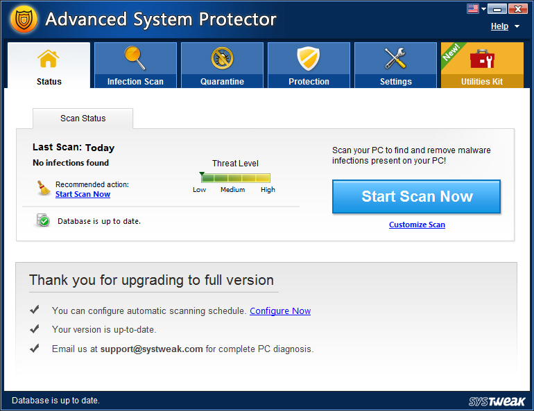 advanced system protecter