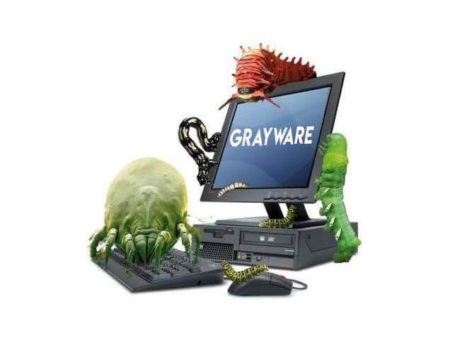 Types of Grayware