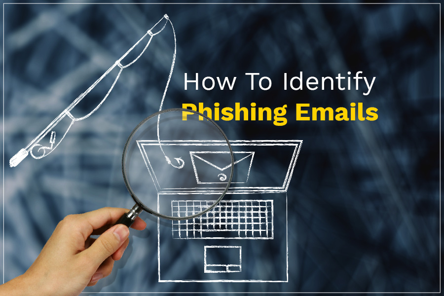 How to identify phishing emails