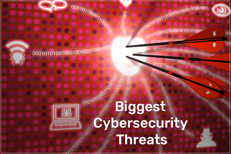 Biggest Cybersecurity Threats