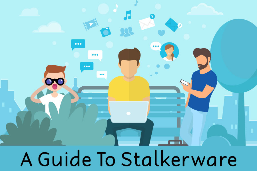 Stalkerware and Spyware from your Smartphone