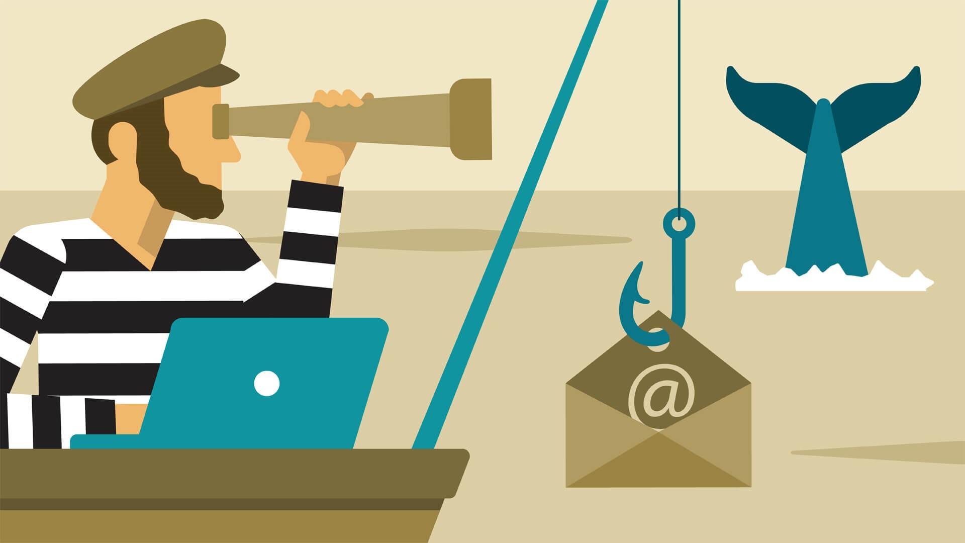 Whaling Phishing Attacks