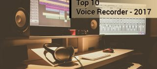 10 Best Audio Recording Software For PC 2017