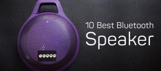 10 Best Bluetooth Speakers In 2018