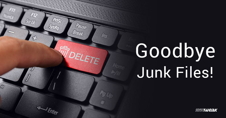 10 Best Junk File Cleaner For Windows 10, 7 And 8