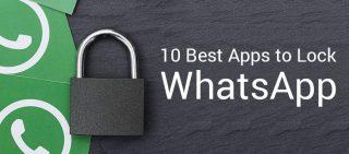 10 Best Lockers For WhatsApp 2018