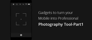 10 Gadgets For Professional Photographers- Part 1