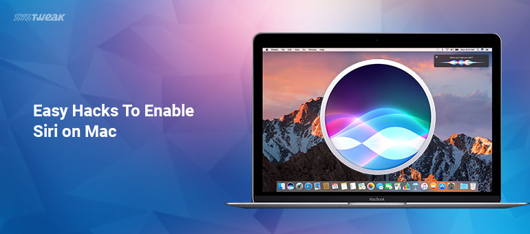4 Simple Steps to Launch Siri on your Mac