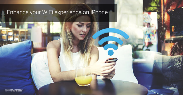 2 things you didnt know about iPhone's Wifi