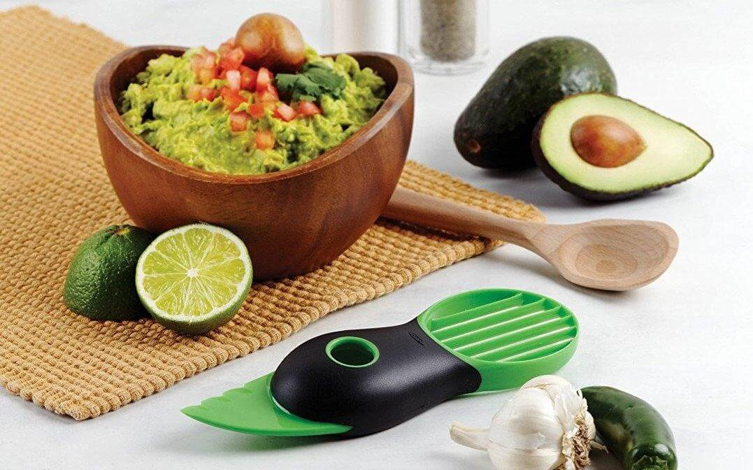 3 in 1 avocado slicer