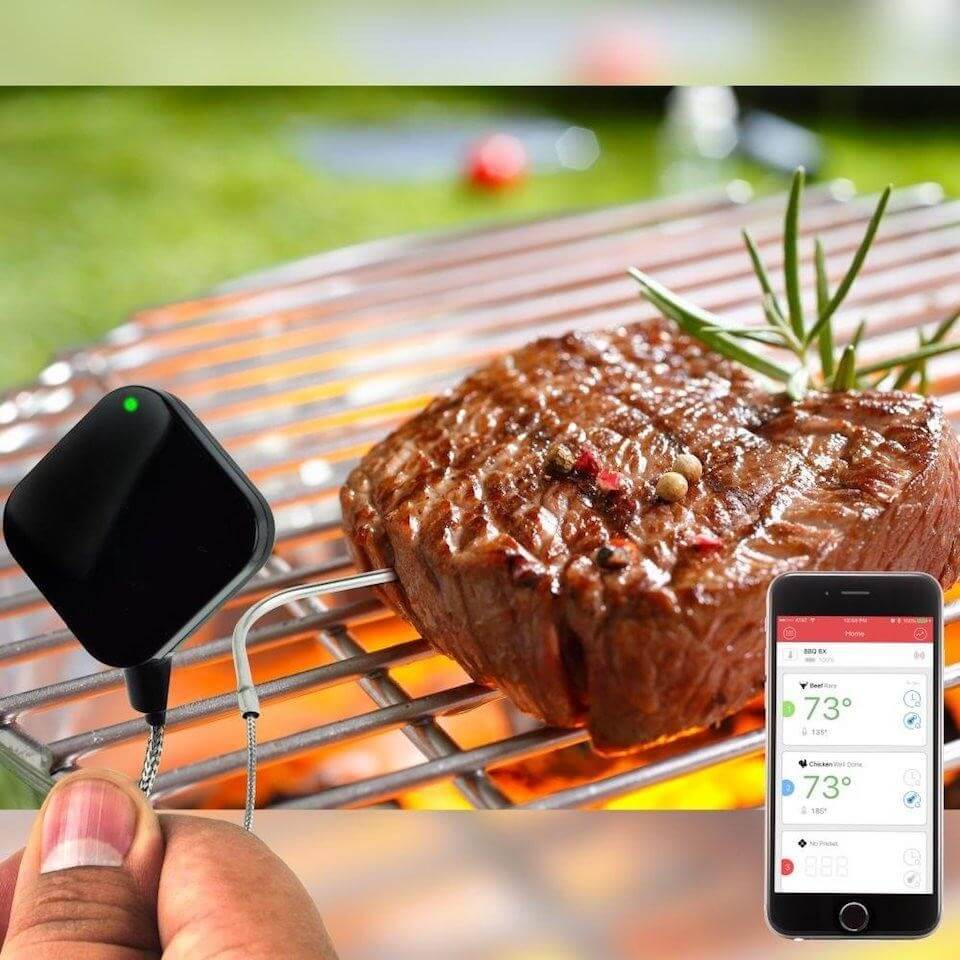 bbq grill thermometer