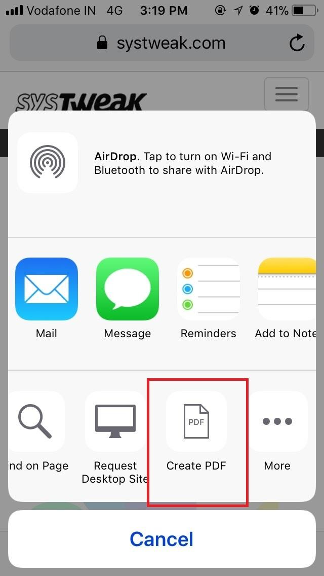 how to find a word in safari iphone ios 11