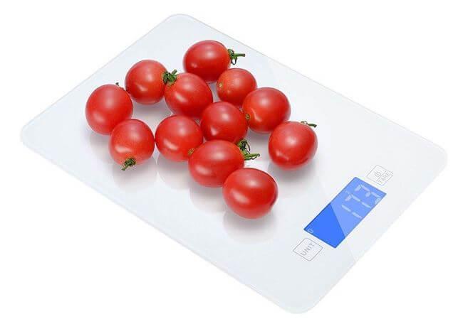 food kitchen weight