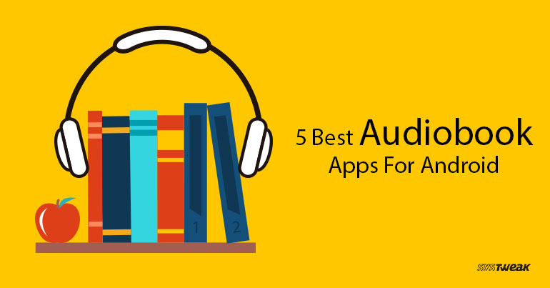 5 best audiobook apps for android