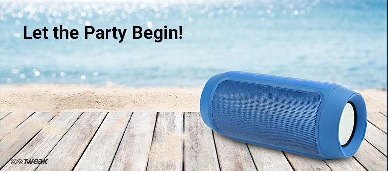 5 Best Outdoor Speakers to Get You Grooving!