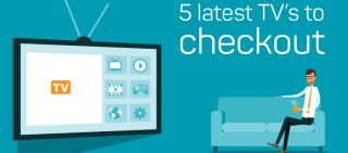5 TVs To Checkout With Latest Technology and Features